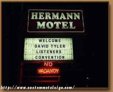 David Tyler ListenerConvention