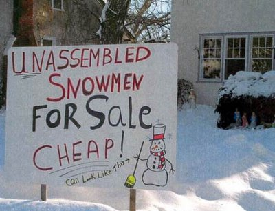 unassembled-snowmen-for-sale