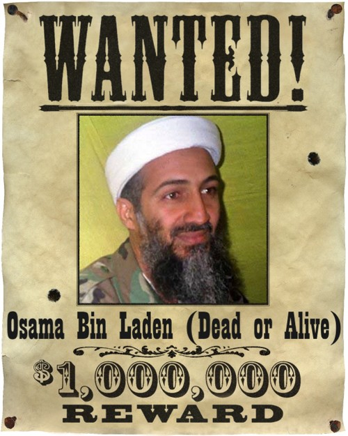 Osama bin Laden Dead or Alive? « David Tyler's Blah, Blah Blog